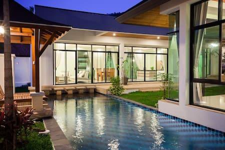 Phuket Pool Villa in Rawai - ラワイ - 別荘