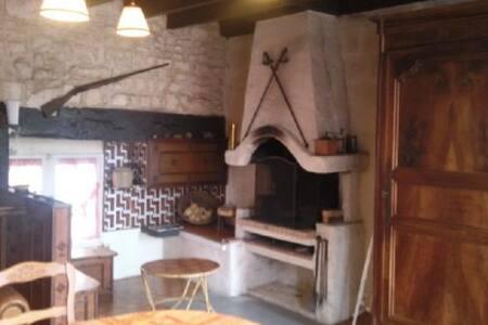 Moulin de charme sur la Charente - Hus