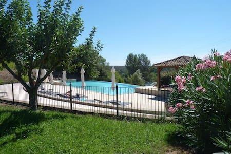2 Pièces au Golf&Spa de St Endréol - La Motte - Apartment