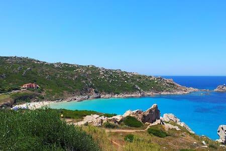 Casa S.Teresa Gallura vista Corsica - Santa Teresa Gallura
