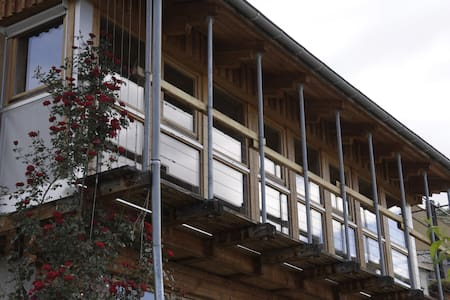 maison bioclimatique Alpes du Sud - Dům