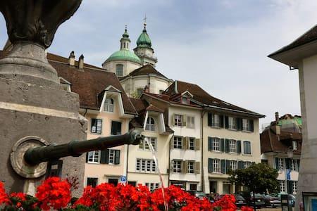 Antiker Charme, moderner Komfort - Solothurn