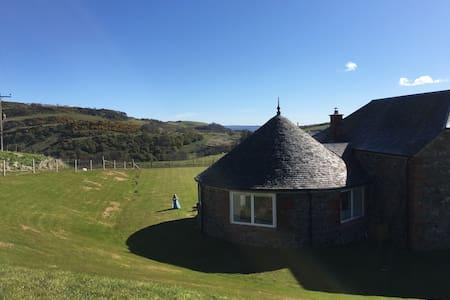 Beautiful Barn conversion-Near Golf - Dom
