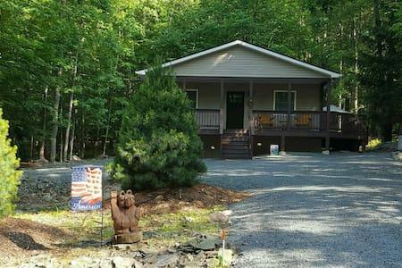 4 Season Home in Pike County, PA - Ház