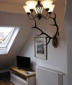 Komfortable 2-Zimmer-Wohnung im Landhausstil - Osakehuoneisto