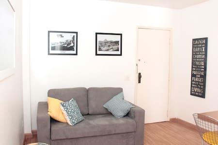 Charming Apartment,Great Location++ - Rio de Janeiro - Apartment