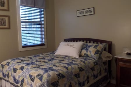 Blue Bedroom - Jacksonville