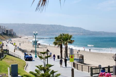 A tranquil beach retreat! - Redondo Beach - Stadswoning