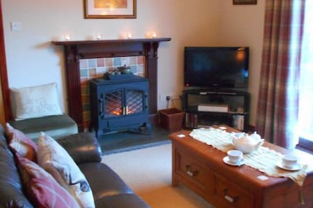 Self Catering Holiday Cottage, Skye - Casa