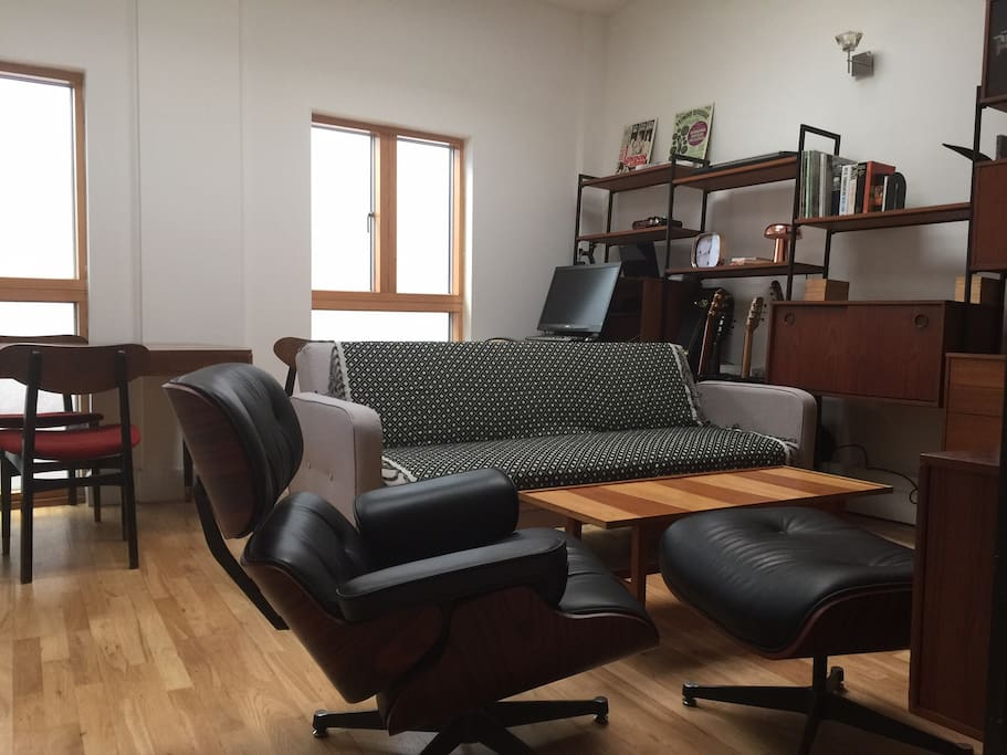 Charming 1bd flat in trendy hoxton apartments for rent in london - Matelas dunlopillo trendy room 24 ...