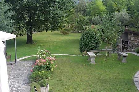Il giardino - Colico Piano - Haus