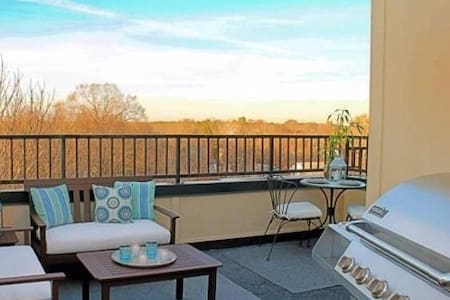 Exquisite Condo - walk to UNC & Franklin St! - Chapel Hill