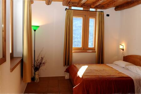 B&B Meridiana Doppelzimmer - Bed & Breakfast