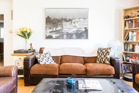 Retro West Hollywood W/Parking - West Hollywood - Apartment