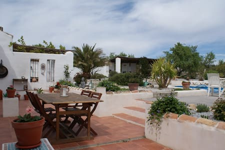 Bed and Breakfast rooms in Lovely Family Cortijo - Bed & Breakfast