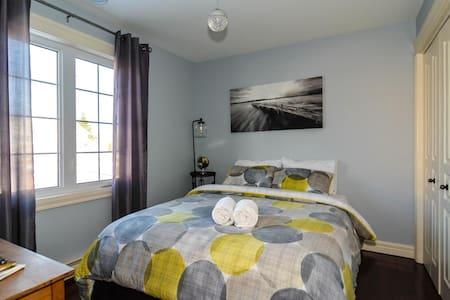 Cozy & Comfortable Bedroom  - Moncton - Talo