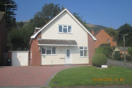 Little Lodge, Malvern Hills - Worcestershire - Hus