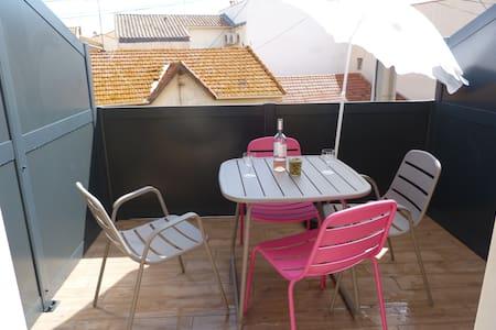 Studio meublé (n°2) - Lejlighed