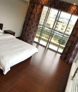 广药中学福和酒店公寓 - 中山市 - Bed & Breakfast
