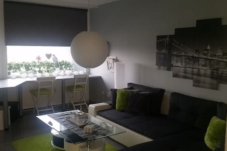 Wohnstudio Skyline Aachen - Aix-la-Chapelle - Appartement