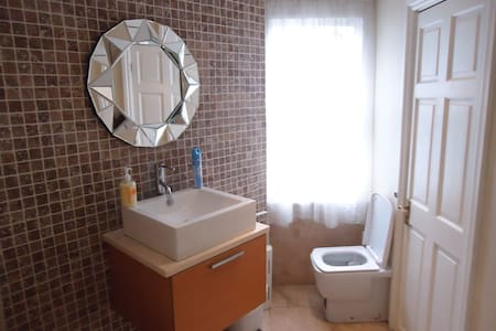 A2.Double Room Top Location - Londres - House