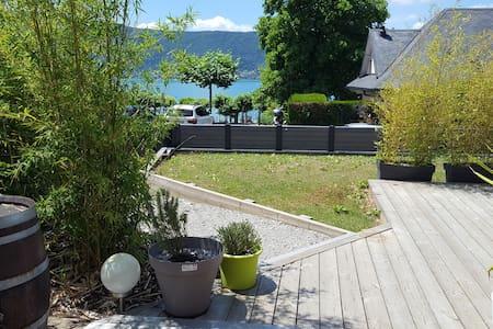 Situation et vue exceptionnelle à Veyrier du Lac - Veyrier-du-Lac