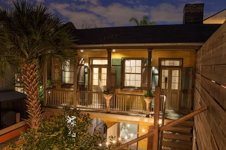 Lower Garden District New Orleans Vacation Rentals