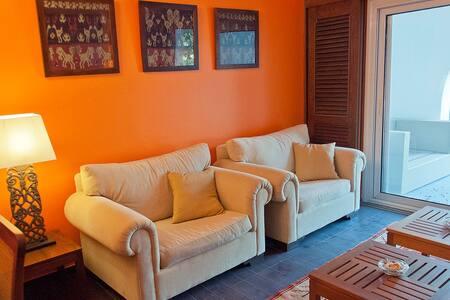 Domina Coral Bay Apartment in Sharm - Sharm El-Sheikh - Apartment