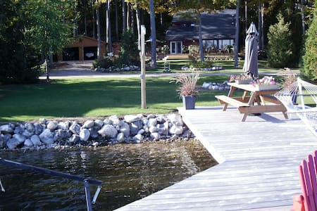 Shepard Lake - private lake paradise ! - Wiarton - House