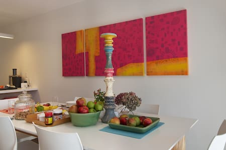 Double room, chic city apartment - Wohnung