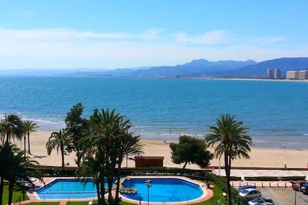 Preciosa vista bahía con piscina - Appartement
