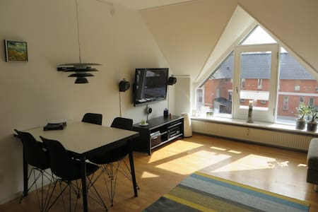 3 room apartment / Private parking - Odense
