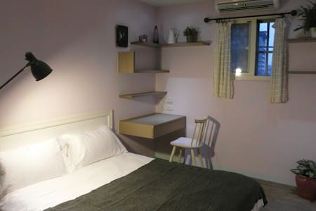 1 min from MRT,Double cozy room