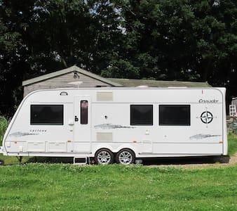 Camper ? Caravan Hire - Dickleburgh
