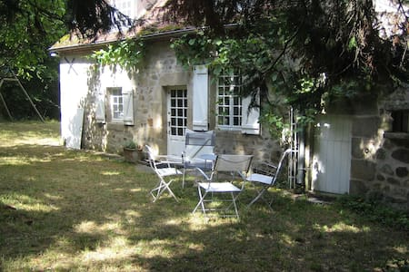 Charmant Cottage  pleine campagne - House