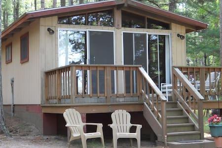 Casita - Charming Trout Lake Cabin - Boulder Junction - Kisház