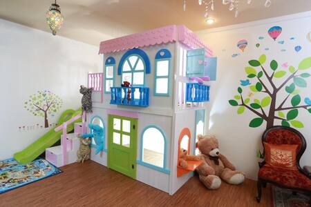 家庭房(艾莉絲幸福城堡) - Dongshan Township