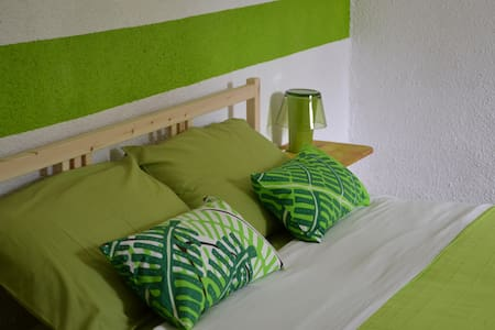 Peaceful Guesthouse - Green room - Orco Feglino - House