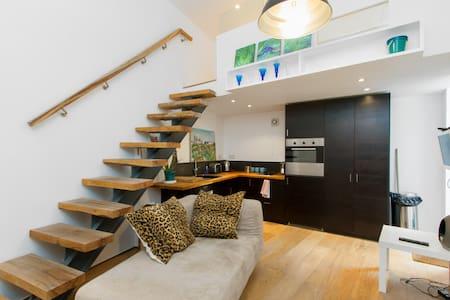 Cool Modern Garden Studio Brixton