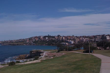 Large Double Bedroom - Coogee Beach - Coogee