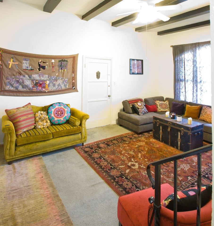 Mediterranean 1BR  beauty in WEHO