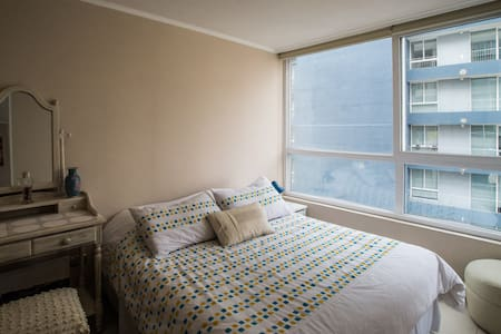 Brand NEW and cozy apartment in DOWNTOWN Santiago - Santiago - Apartment