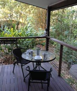 Bush Garden Studio, (& 15min to beach) - Chatka