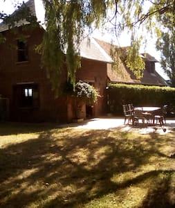 le Gite des Vignes - Hotot-en-Auge - Hus