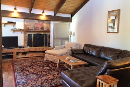 Large 3Bed/2Bath Mountain Condo - Silverthorne