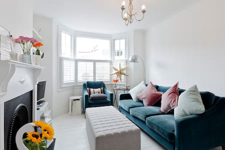 Double room in Victorian Terrace - House