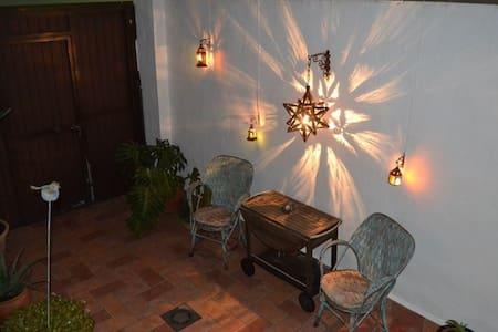 Casa rústica con encanto - Casa