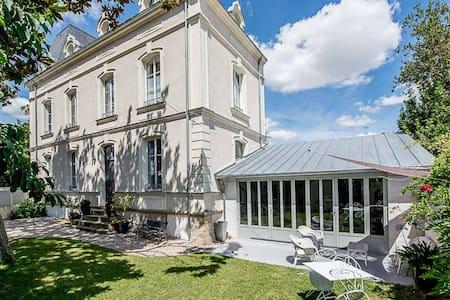 Castel Magnolia 4 chambres d'hôtes  - Ancenis