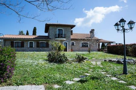 Villa La Giulìa - PER EVENTI UNICI - Cerveteri - Villa