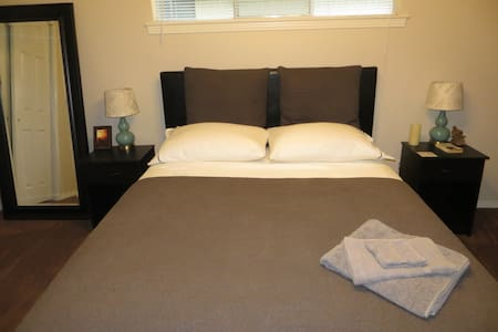 Lovely Room 10 mins from Downtown - Dallas - Casa